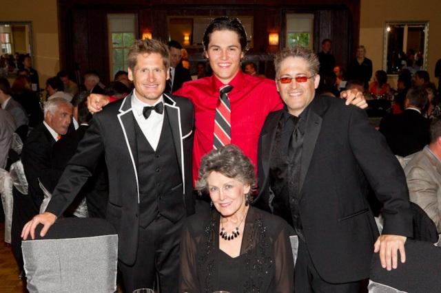 The Dimitroff Family - Thomas, Dillon, Randy and HelenJune 11, 2011 - Cutten Fields