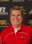 Head Coach Stu Lang Photo: gryphons.ca
