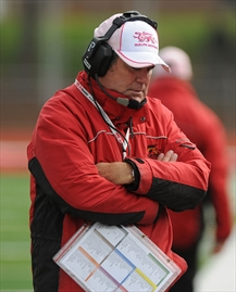 Head Coach Stu Lang Photo: Rob Massey