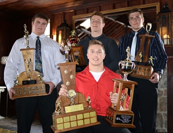 2013 D-10 Award winners photo: Rob Massey/Mercury
