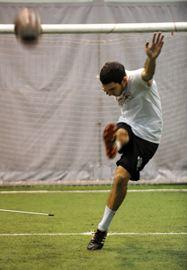 K/P recruit Gabriel Ferraro Photo: Mississauga.com