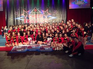 2014 CE Nationals champs
