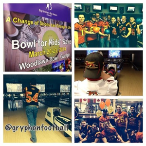 Bowl for Kid's Sake 2014