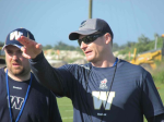Bombers head coach Mike O'Shea Photo: Paul Wiecek/WFP