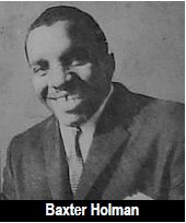 Baxter Holman Jr.