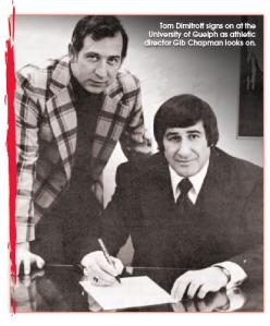 Chapman signs Dimitroff