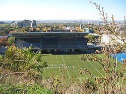 CEPSUM Stadium - capacity 5,100