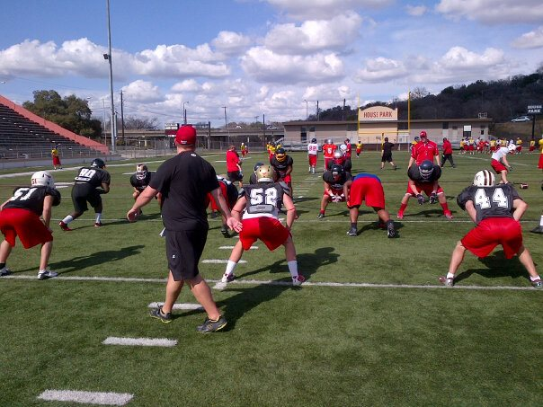 #52 Drew Walden Team O Selects Practice #1 in Texas