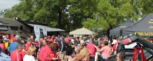 Tailgate from 2014 game vs UofT