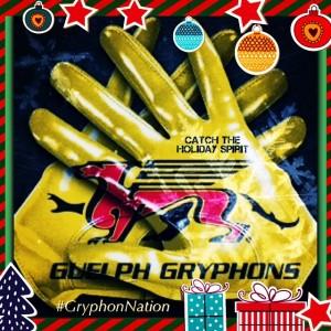 Xmas gloves