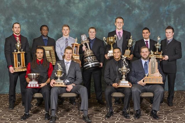 2015 Wildman Award Winners Group Websized