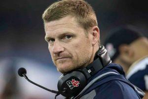Blue Bombers Head Coach Mike O'Shea Photo: Chris Young / CP Files
