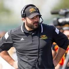 Coach Kevin MacNeill