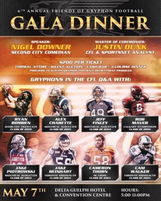 Gala '16 poster