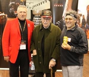 (l-r) Myself, Dr. Wayne Gerrie & Randy Dimitroff