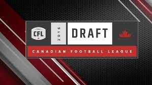 CFL Draft 2016