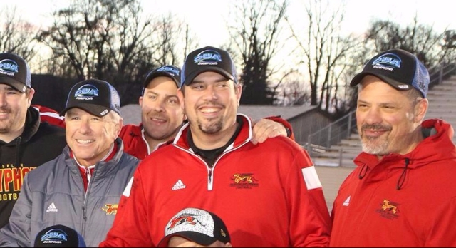 Yates Cup coaches 2015